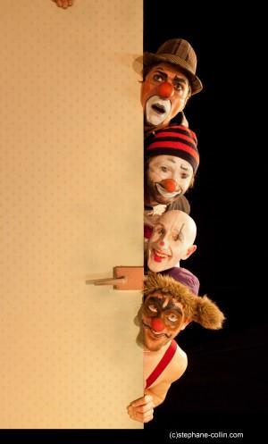 Spectacle - Le titre est dans le coffre Photo: Stéphane Collin